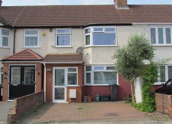 Weaye Ave, Cranford TW5. 3 bed terraced house