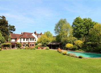 Thumbnail 7 bed detached house for sale in Park Road, Forest Row, East Grinstead, West Sussex