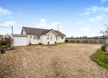 Thumbnail 3 bedroom detached bungalow for sale in High Road, Wortwell, Harleston