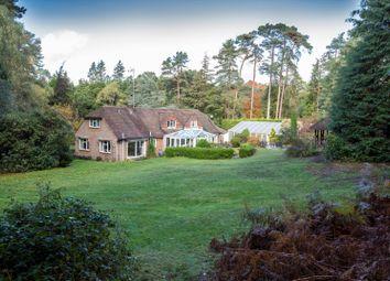 Thumbnail 5 bed detached house for sale in Temples Close, Moor Park, Farnham, Surrey