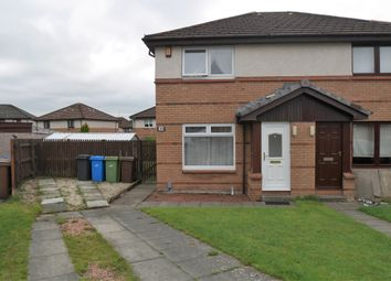 Thumbnail 2 bed semi-detached house for sale in Stewart Crescent, Barrhead