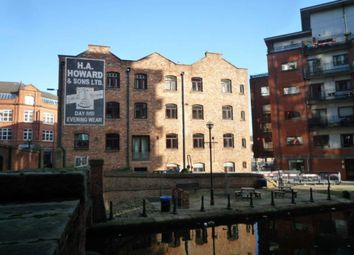 Thumbnail 2 bed flat to rent in Junction Works, 40 Ducie Street, Northern Quarter, Manchester