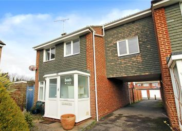 Thumbnail 4 bed end terrace house for sale in Fontwell Close, Rustington, Littlehampton
