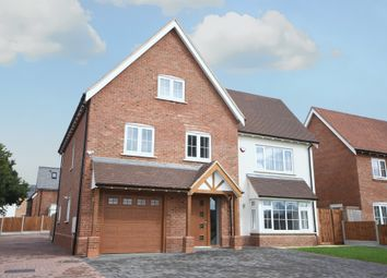 Condor Gate, Chelmsford CM3. 5 bed detached house