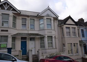 Thumbnail 5 bed terraced house for sale in Winston Avenue, Plymouth