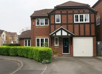 Thumbnail 4 bed detached house for sale in Spindlewood Way, Marchwood, Southampton