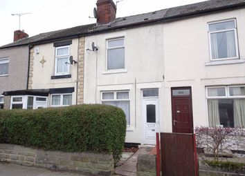 3 bed terraced house to rent in Derbyshire Lane, Norton Lees, Sheffield S8