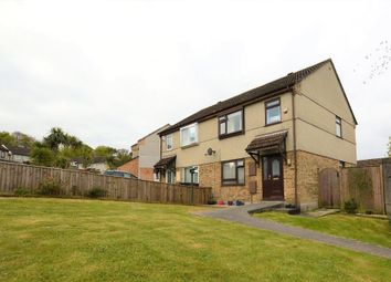 Thumbnail 3 bedroom semi-detached house for sale in Bellingham Crescent, Plymouth, Devon