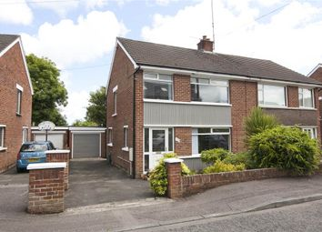 Thumbnail 3 bed semi-detached house for sale in Greystown Avenue, Belfast
