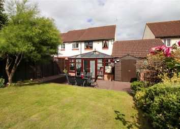 Thumbnail 3 bed end terrace house for sale in Watchet Court, Furzton, Milton Keynes, Bucks