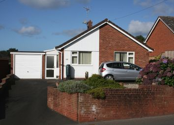Thumbnail 2 bed detached bungalow for sale in Coach Road, Silverton, Exeter