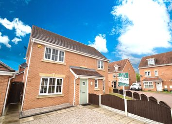 Thumbnail 4 bed detached house to rent in Sargeson Road, Armthorpe, Doncaster