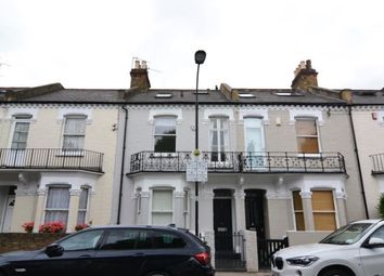 Thumbnail 3 bed flat to rent in Hartismere Road, London