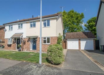 Thumbnail 3 bed semi-detached house for sale in Greenways, Gosfield, Halstead