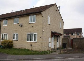 Thumbnail 1 bed end terrace house to rent in Wansborough Road, Weston-Super-Mare