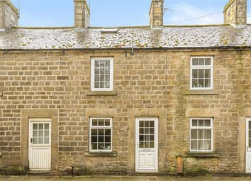 Thumbnail 2 bed terraced house for sale in High Row, Summerbridge, North Yorkshire