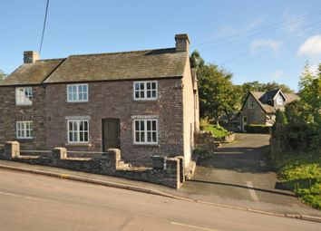 Thumbnail 5 bed detached house for sale in Llangorse, Brecon