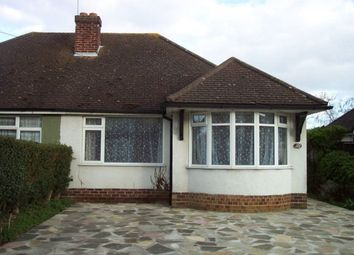 Thumbnail 2 bed bungalow to rent in Highbury Grove, Clapham, Bedford