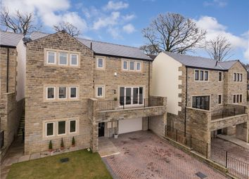 Thumbnail 4 bed detached house for sale in Branshaw Garden, Oakworth, Keighley