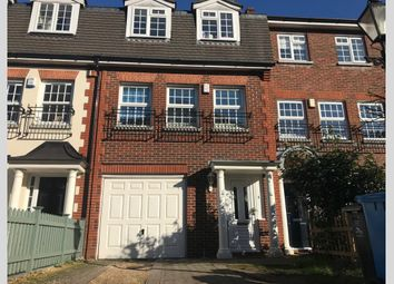 Thumbnail 4 bedroom town house to rent in Ventry Close, Poole