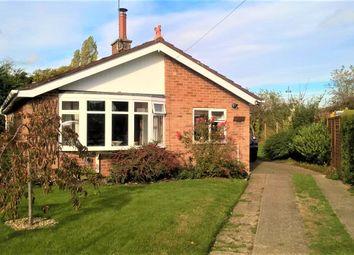 Thumbnail 3 bed detached bungalow for sale in Berry Way, Newton Longville, Milton Keynes