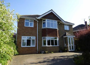 Thumbnail 5 bed detached house for sale in Thurlestone Road, Parklands, Swindon