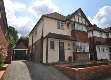 Thumbnail 4 bed semi-detached house to rent in Ashenden Road, Guildford, Surrey