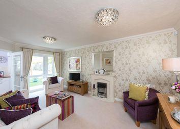 Thumbnail 1 bed flat for sale in Kingston Avenue, Leatherhead, Surrey