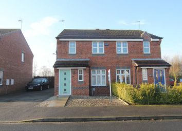 Thumbnail 3 bed semi-detached house to rent in Colemans Road, Hedon, Hull