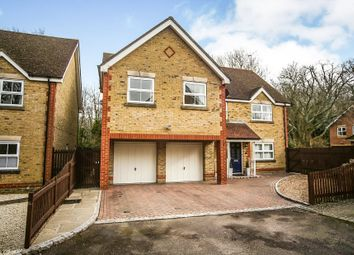 Thumbnail 5 bed detached house for sale in Leeswood, Willesborough, Ashford