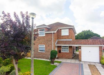 Thumbnail 4 bedroom detached house for sale in Park Wood Close, Broadstairs