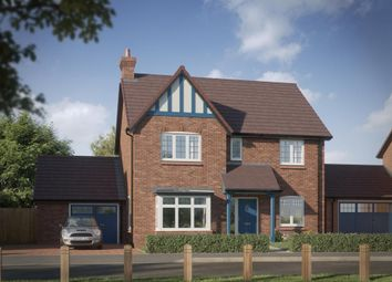 Thumbnail 4 bedroom detached house for sale in Branston Road, Tatenhill, Burton-On-Trent