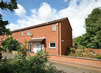 Thumbnail 3 bedroom end terrace house for sale in Yarwell Square, West Hunsbury, Northampton