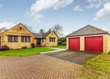 Thumbnail 3 bed detached bungalow for sale in Hall Croft, Wickersley, Rotherham