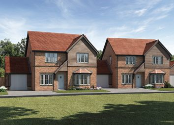 Thumbnail 4 bed detached house for sale in Deepcut, Camberley