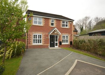 Thumbnail 4 bed detached house to rent in Hovey Close, Sandbach, Cheshire