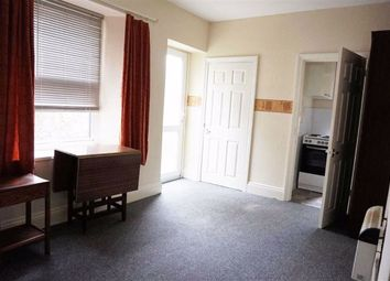 Thumbnail  Studio to rent in Dickenson Road, Weston-Super-Mare