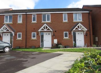 Thumbnail 2 bed town house for sale in Field Sidings Way, Kingswinford