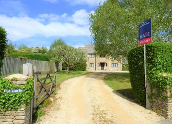 Thumbnail 4 bed detached house for sale in Ampney Crucis, Cirencester, Gloucestershire
