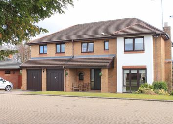 Thumbnail 5 bed property for sale in Grieve Croft, Bothwell, Glasgow