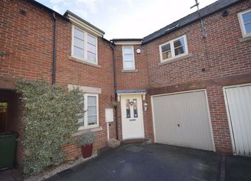 Thumbnail 3 bed town house for sale in Church View, Belper