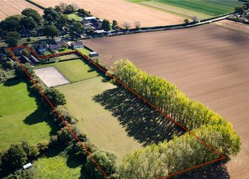 Thumbnail 4 bed detached house for sale in Chidham Lane, Chidham, Chichester, West Sussex
