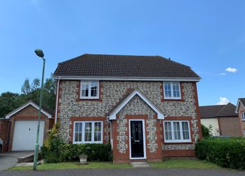 Thumbnail 3 bedroom detached house for sale in Spire Chase, Sudbury