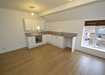 Thumbnail 2 bed flat to rent in Market Street, Heanor, Derbyshire