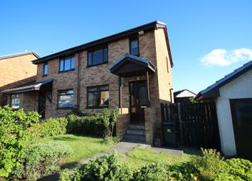 Thumbnail 2 bed semi-detached house for sale in Mary Drive, Bellshill
