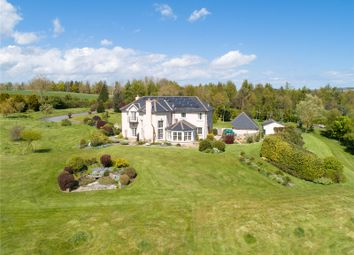 Thumbnail 4 bed detached house for sale in Allanbank House, Duns, Berwickshire