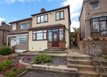 Thumbnail 3 bed semi-detached house for sale in Allenswood Road, Eltham, London
