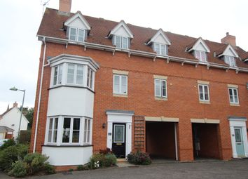 Thumbnail 4 bed town house for sale in Manor Farm Close, Haverhill