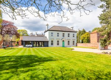 Thumbnail 6 bed detached house for sale in Larkfield House, Blyth Road, Ranskill, Retford, Nottinghamshire