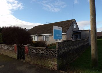 Thumbnail 3 bedroom bungalow to rent in St. Annes Gardens, Maesycwmmer, Hengoed